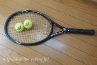 テニスで陥った私のイップス体験 - Out of focus ~Baseballフォトブログ~