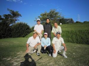 第7回同窓会ゴルフコンペ開催 - 志度高校同窓会関西支部