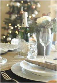 12月はキラキラクリスマス☆ - 8階のキッチンから   ~イタリア料理教室のことetc.~