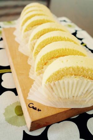 ロールケーキ - 暮らしのこと