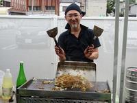 前橋めぶくフェス  出店者「FOOD」  DINING Ben(ダイニングベン)  - 弁天通青年会長 しゅんこう日記