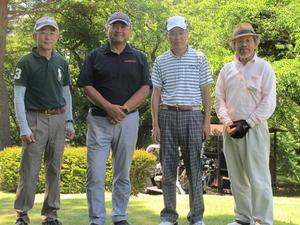 城戸淳二卓越研究教授にゴルフプレイをご指導頂く - 米沢より愛をこめて・・