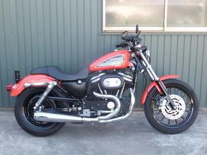 2002 XL883R スポーツスターロードスター FOR SALE - 長野県上田市と東御市の境 タダのバイク屋 Garage Giraffe ガレージ ジラフ   Harley Davidson ハーレー