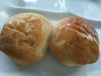 双子パンの朝ごパン - 料理研究家ブログ行長万里  日本全国 美味しい話