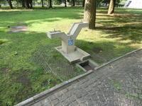 歴史館の水飲み場 - みとぶら