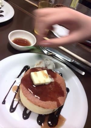 居酒屋でパンケーキ - A day in the life