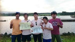 あわらカップ2015・結果報告です(・´з`・) - ぬまーず@佐倉高校カヌー部OB