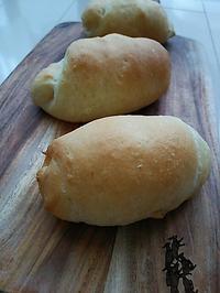 小岩井のバターでバターパン - 料理研究家ブログ行長万里  日本全国 美味しい話