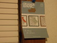 1-30 2017 (2)  ORANGE AND PARK 2 - Hand Made Diary