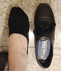 ■10キロ太って靴がきつくなった - ALOHAs☆Diary