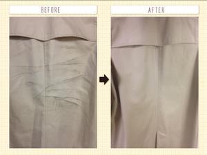 ☆最近のお仕事☆ - fashion cleaning&maintenance フェザーなかしま Blog