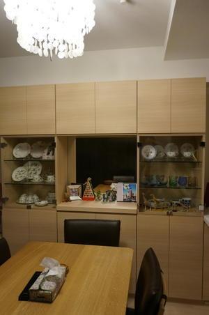 食器棚整理と、キリン。 - Lily's Living