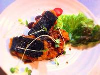 蓮根とカボチャの鰻もどき - ナチュラル キッチン せさみ & ヒーリングルーム セサミ
