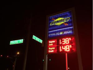 暖冬そしてガソリン価格 - minimotoと戯れる