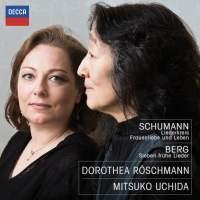 Schumann album recorded by Röschmann & Uchida wins 2017 Grammy Awards. - MusicArena