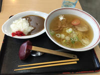 ランチ20170613ラーメンカレー・麺瑠井亭ふるさと - ただ今、修行中
