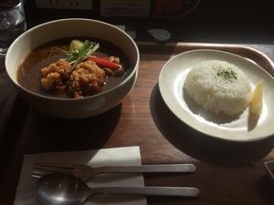 THE END  CAFE - Honwaka tonnerU