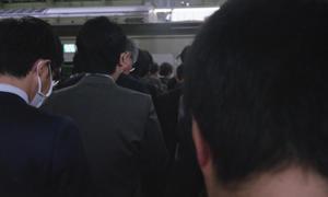 通勤 - デジタル、時々フィルム