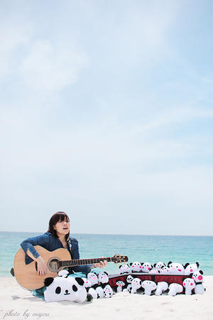 marikoさん : アーティスト写真 - Miyou's-photograph
