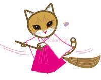 おなじない。猫が帰ってくる和歌 - 三恵 poem  art