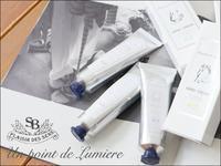 Senteur et Beaute [サンタール・エ・ボーテ] Un point de Lumiere  ハンドクリームS [30ml] [3010/3011/3012] - refalt   ...   kamp temps