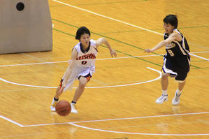 徳山商工vs慶進(平成28年度山口県高校総体バスケットボール競技(女子)・準決勝) - jobin33375の日記