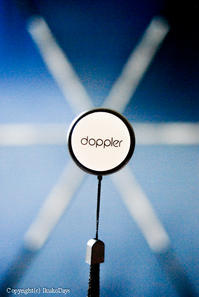 梅雨前に折りたたみ傘を新調 :わずか140gのオーストリア製 『doppler / ドップラー』 - IkukoDays