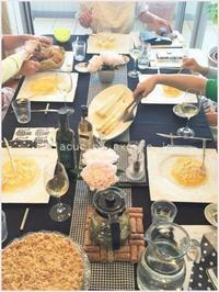 ホワイトアスパラ三昧Dayが始まります♡ - 8階のキッチンから   ~イタリア料理教室のことetc.~