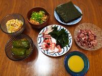 酸っぱい夕食 - sobu 2