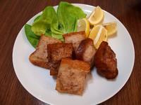 海老パンとハラミ - sobu 2