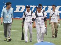 お待たせ~♪山田哲人31号決勝2ランで連敗ストップ!西田好リード&6号ソロ - Out of focus ~Baseballフォトブログ~