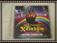 RITCHIE BLACKMORE'S RAINBOW / MONSTERS OF ROCK BIETIGHEIM-BISSINGEN 2016 - 無駄遣いな日々