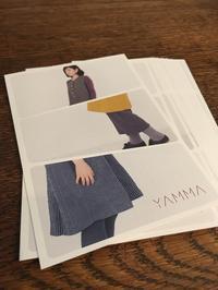 ヤンマのお洋服の受注会 2016 開催のお知らせ - nara