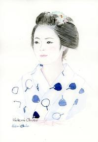 祇園甲部の舞妓さん2016-16 - 風と雲