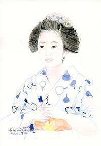 祇園甲部の舞妓さん2016-17 - 風と雲
