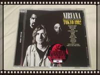NIRVANA / TOKYO 1992 - 無駄遣いな日々