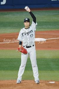 山田選手がぶつけられ損しただけの試合★0-5岩貞に完封負け - Out of focus ~Baseballフォトブログ~
