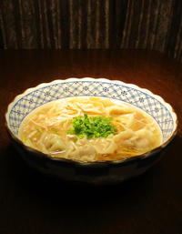 猪水餃子 セーム革 - あきらや料理録