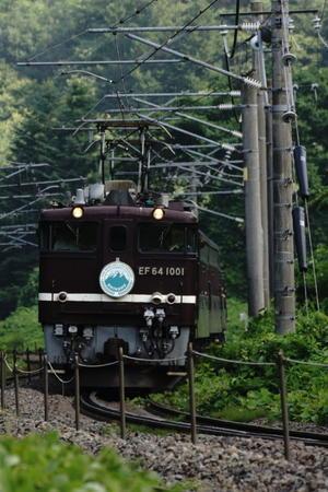 多重臨時列車の悩み -