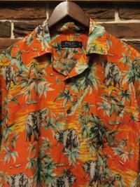 """Hawaiian"" - 福岡・大名のUSインポートセレクトShop RHYTHM RRL RUGBY RALPH LAUREN etc..............."