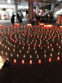 バレンタインキャンドルナイト 柏 - キャンドルスタジオ花織工房 灯すイベント