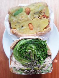 POTASTA GO!! - パンある日記(仮)@この世にパンがある限り。