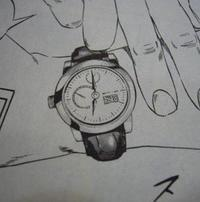 COMICでみたランゲ ② - a-ls 時計(Mechanical Watch Users News) blog.