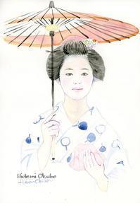 祇園甲部の舞妓さん2016-20 - 風と雲