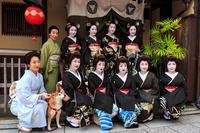 八朔(祇園甲部・西村、つる居の皆さん) - 花景色-K.W.C. PhotoBlog