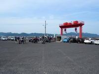 2016.05.05 大三島からフェリー - ジムニーとカプチーノ(A4とスカルペル)で旅に出よう