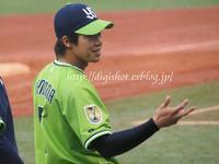 ガ~ン!山田くん背中の違和感で途中交代、チームは延長サヨナラ負け - Out of focus ~Baseballフォトブログ~