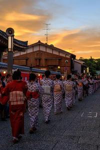上七軒盆踊り - 花景色-K.W.C. PhotoBlog
