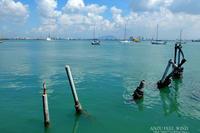 ペナン島 港(過去フォルダから) - ANZU FEEL WIND