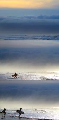 2016/08/23(TUE)  台風スウェルが少し残る朝です。 - SURF RESEARCH